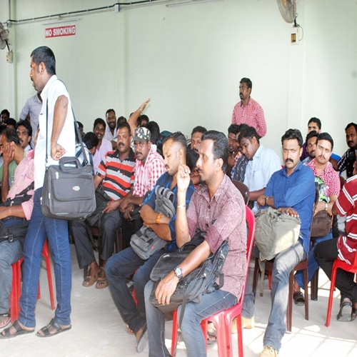 Power Project Recruitment for Poland October 2014 in Kochi