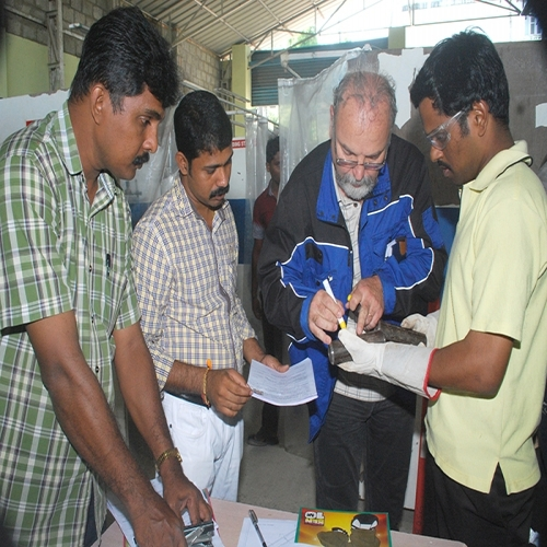 4th Recruitment Drive for Czech Republic October 2014 in Kochi